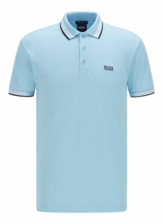 Boss Paddy Poloshirt Herren, Blau