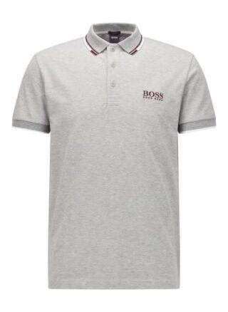 Boss Paddy Pro Poloshirt Herren, Grau