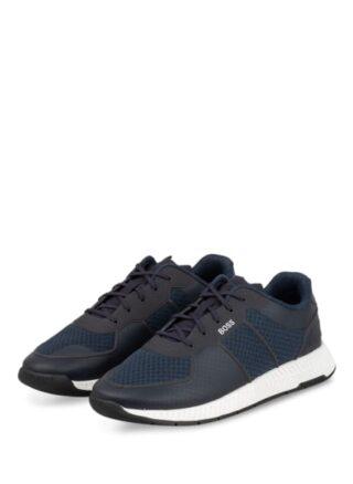 Boss Runn Sneaker Herren, Blau
