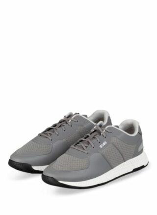 Boss Runn Sneaker Herren, Grau