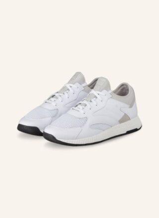 Boss Runn Sneaker Herren, Weiß