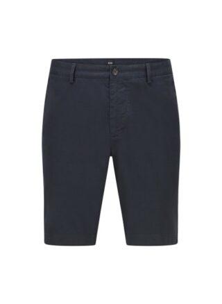 Boss Slice Short Shorts Herren, Blau