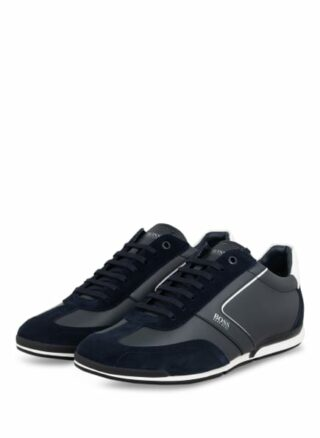Boss Sneaker Herren, Blau