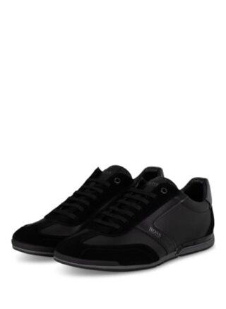 Boss Sneaker Herren, Schwarz