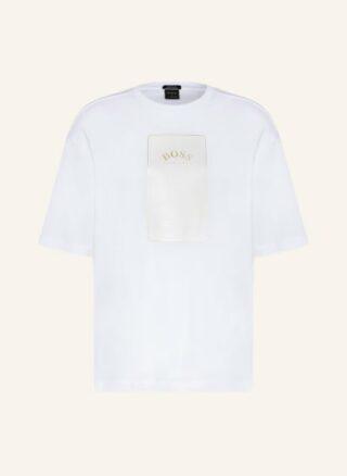 Boss Talboa Oversized-Shirt Herren, Weiß