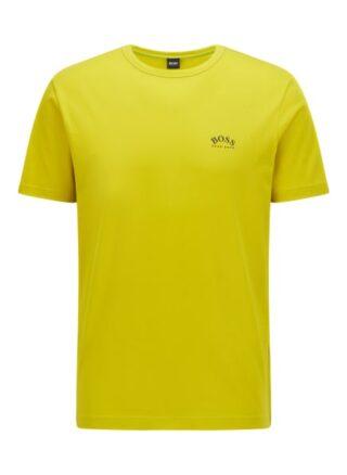 Boss Tee Curved T-Shirt Herren, Grün