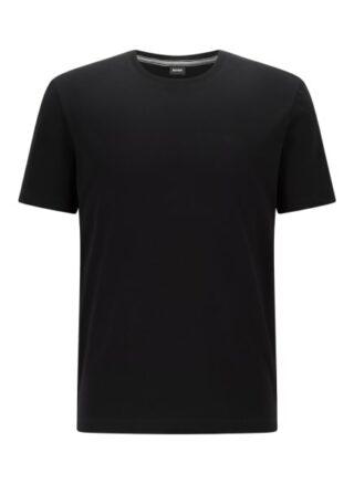 Boss Tiburt 33 T-Shirt Herren, Schwarz
