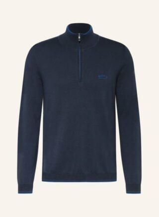 Boss Zitom Pullover Herren, Blau