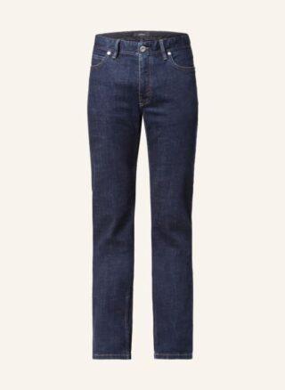 Brioni Meribel Regular Fit Jeans Herren, Blau