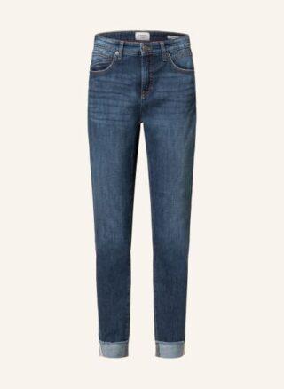 CAMBIO Kerry Boyfriend Jeans Damen, Blau