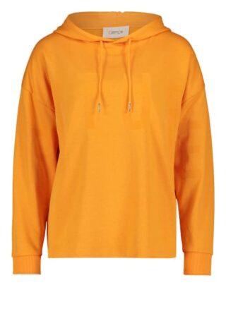 CARTOON Hoodie Damen, Orange