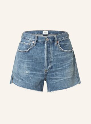 CITIZENS of HUMANITY Marlow Jeans-Shorts Damen, Blau