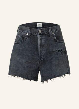 CITIZENS of HUMANITY Marlow Jeans-Shorts Damen, Grau