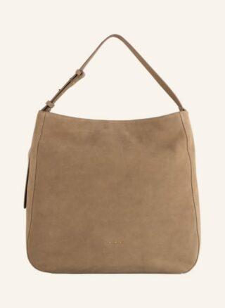 COCCINELLE Hobo-Bag Damen, Beige