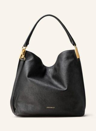 COCCINELLE Medium Hobo-Bag Damen, Schwarz