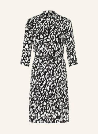 Calvin Klein Ausgestelltes Kleid Damen, Schwarz