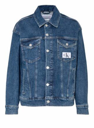 Calvin Klein Jeans Jeansjacke Damen, Blau