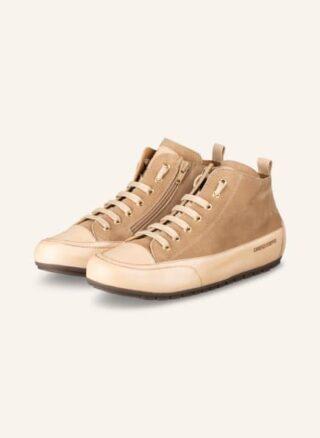 Candice Cooper Cooper Hightop-Sneaker Damen, Beige
