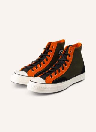 Converse Chuck 70 Court Hightop-Sneaker Herren, Grün