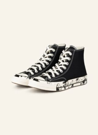 Converse Chuck 70 Hightop-Sneaker Damen, Schwarz