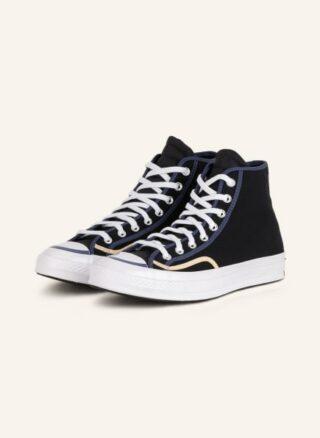 Converse Chuck 70 Varsity Hightop-Sneaker Herren, Schwarz
