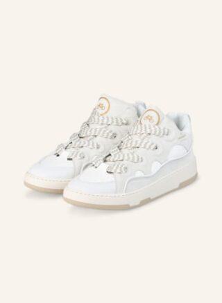 Copenhagen cph201 Hightop-Sneaker Damen, Weiß