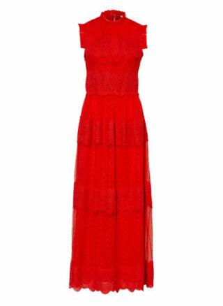 Damsel in a dress Darcie Maxikleid Damen, Rot