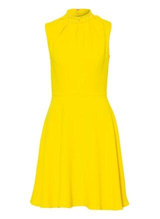Damsel in a dress Jenner Ausgestelltes Kleid Damen, Gelb