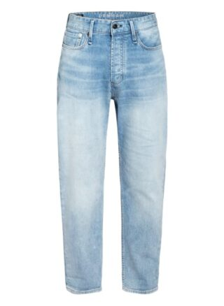 Denham Crop Wlvi Regular Fit Jeans Herren, Blau