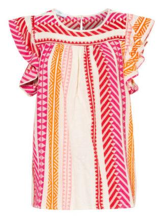 Devotion Blusentop Damen, Pink