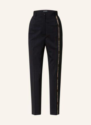 Dolce&Gabbana Regular Fit Jeans Damen, Schwarz
