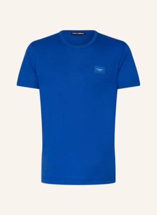 Dolce&Gabbana T-Shirt Herren, Blau
