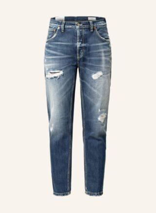 Dondup Jeans Brighton Tapered Jeans Herren, Blau