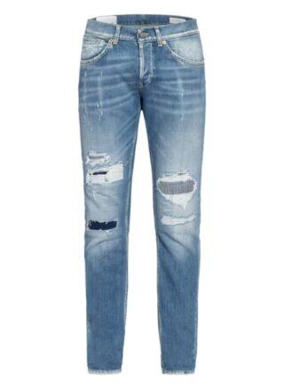 Dondup Jeans George Tapered Jeans Herren, Blau