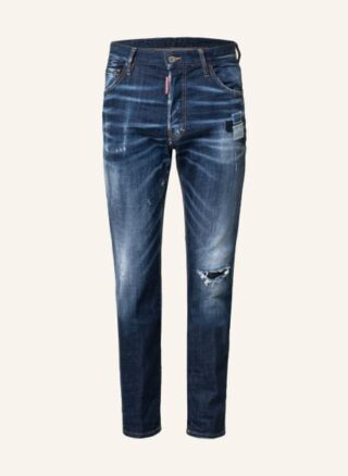 Dsquared2 Cool Guy Tapered Jeans Herren, Blau