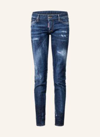 Dsquared2 Jeans Jennifer Slim Fit Jeans Damen, Blau