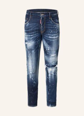 Dsquared2 Jeans Skater Tapered Jeans Herren, Blau