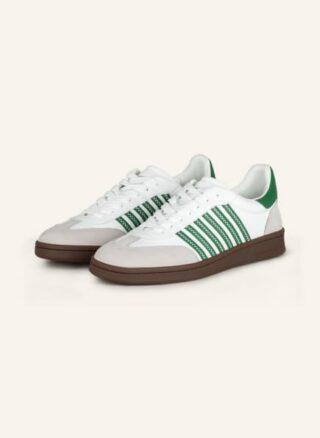 Dsquared2 Sneaker Herren, Grün