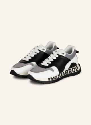 Dsquared2 Sneaker Herren, Schwarz