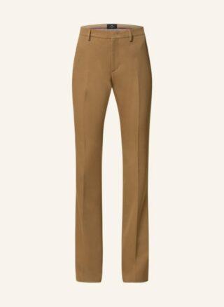 ETRO Bootcut Jeans Damen, Braun