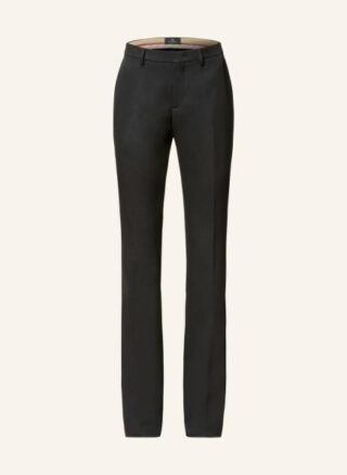 ETRO Bootcut Jeans Damen, Schwarz