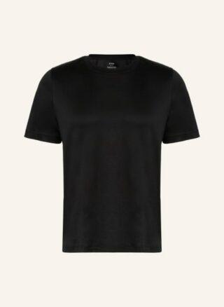 Eton T-Shirt Herren, Schwarz