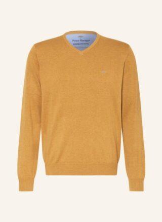 FYNCH-HATTON Pullover Herren, Gelb