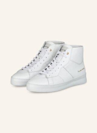 Filling Pieces Mid Plain Court Hightop-Sneaker Herren, Weiß