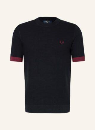 Fred Perry T-Shirt Herren, Blau