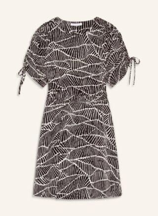 Freebird Jayla Ausgestelltes Kleid Damen, Schwarz