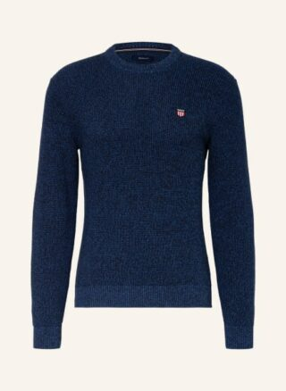 Gant Pullover Herren, Blau