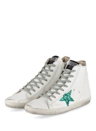 Golden Goose Francy Hightop-Sneaker Damen, Weiß