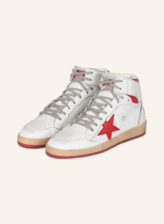 Golden Goose Sky-Star Hightop-Sneaker Herren, Weiß