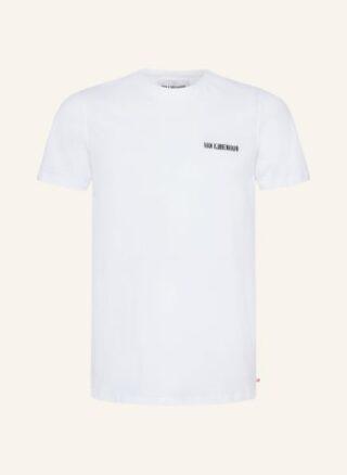 HAN KJØBENHAVN T-Shirt Herren, Weiß